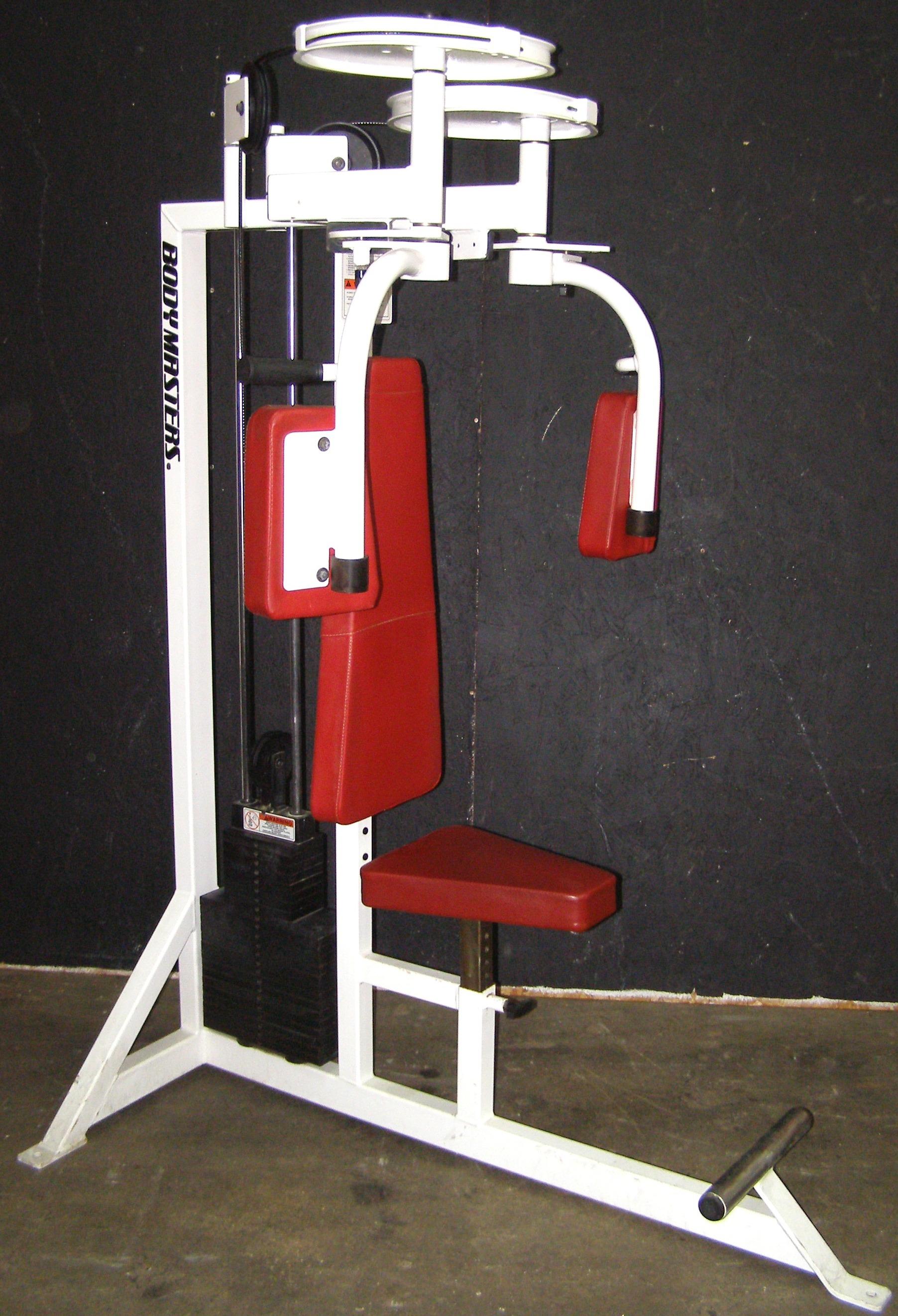 pec deck machine for sale