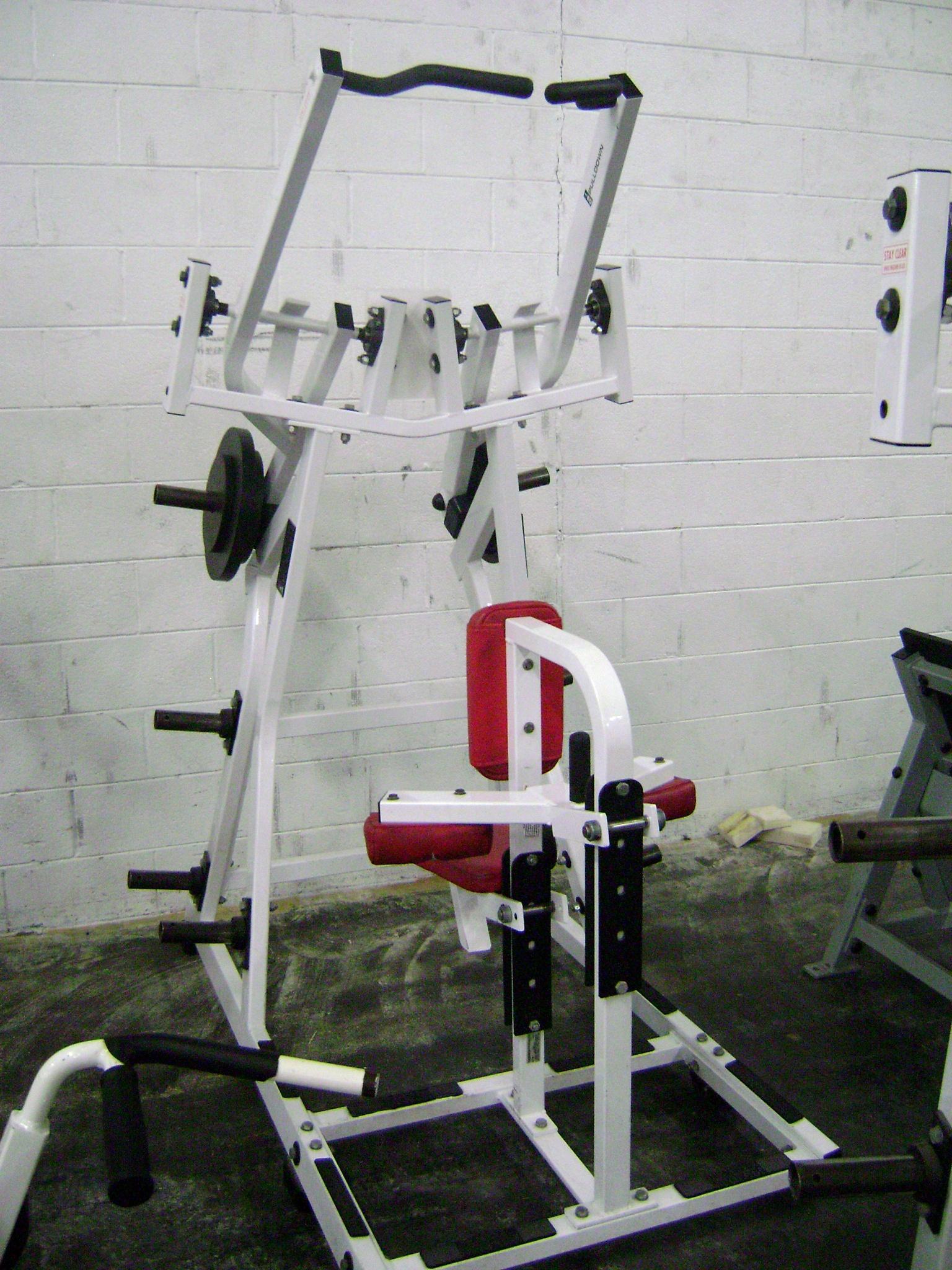 Shoulder Press Machine plateloaded