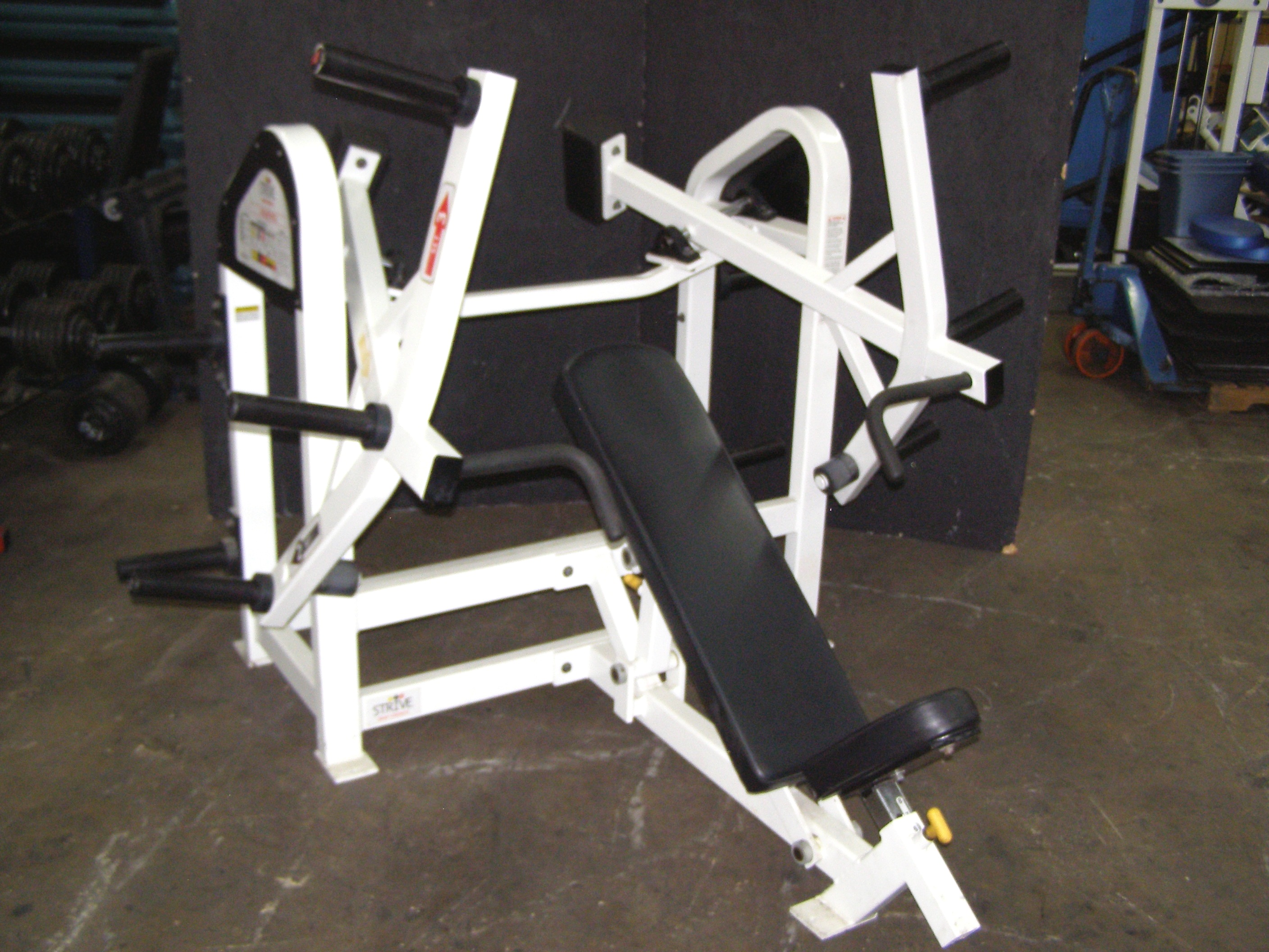Incline Bench Press Exrx Incline Barbell Bench Press